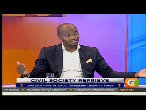 Civil society reprieve #CitizenExtra
