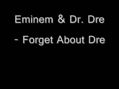 Dr Dre ft Eminem 'Forgot About Dre' Lyrics (Good Q - YouTube