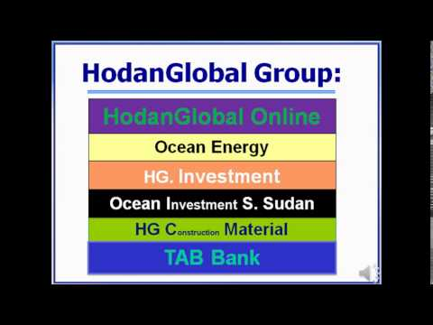 Welcome Trust African Bank and Hodan Global online