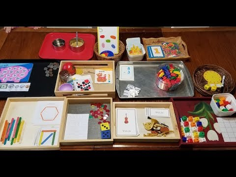 Montessori Inspired Learning Activities For Ages 2 6 Feb 22 2018