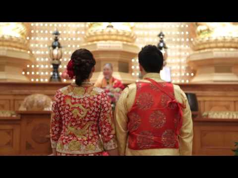 Justin + Cherry | Traditional Chinese Wedding