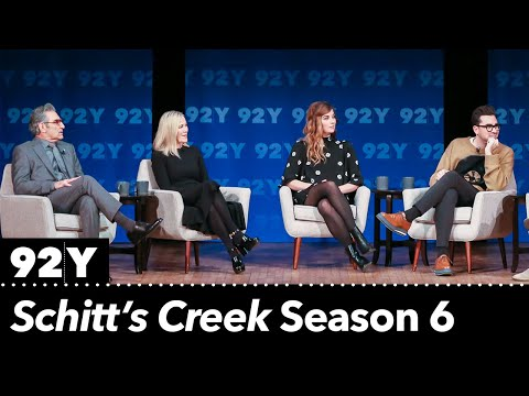 Schitt's Creek Stars Talk All About Their 6th And Final Season