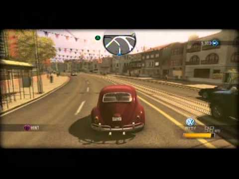 Ps3 Driver San Francisco Free Roam Driving Part 1 Youtube