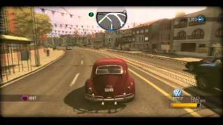 PS3 DRIVER San Francisco Free Roam Driving PART 1