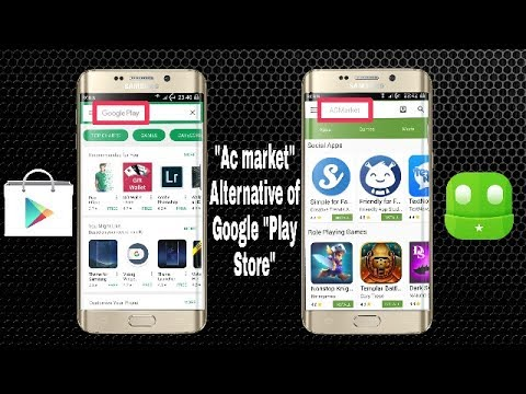 Alternative of Google Play Store