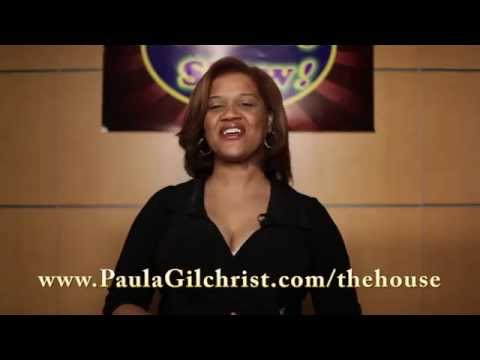 The House Comedy  wHost Paula Gilchrist Comcast Commercial