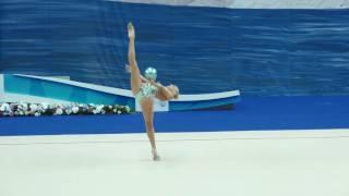 World Cup Kazan 2016 (Individual all-around) Yana Kudryavtseva - Ball