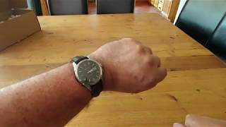 Hamilton Jazzmaster Viewmatic H32515535 - Unboxing