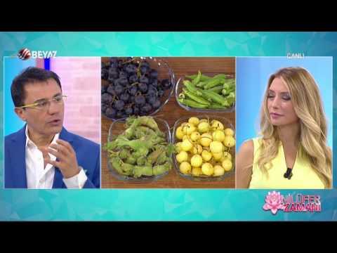 Ender Saraç: Tok karnına meyve yemeyin