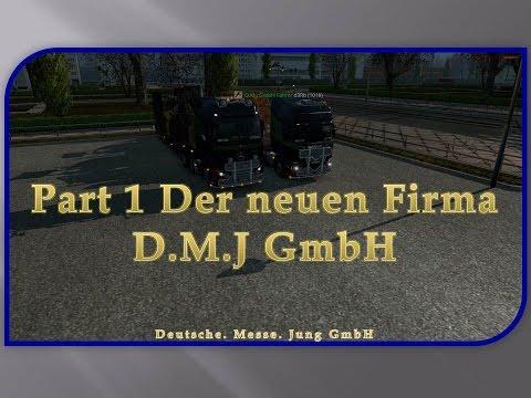 Part 1 Von Der Firma D.M.J GmbH