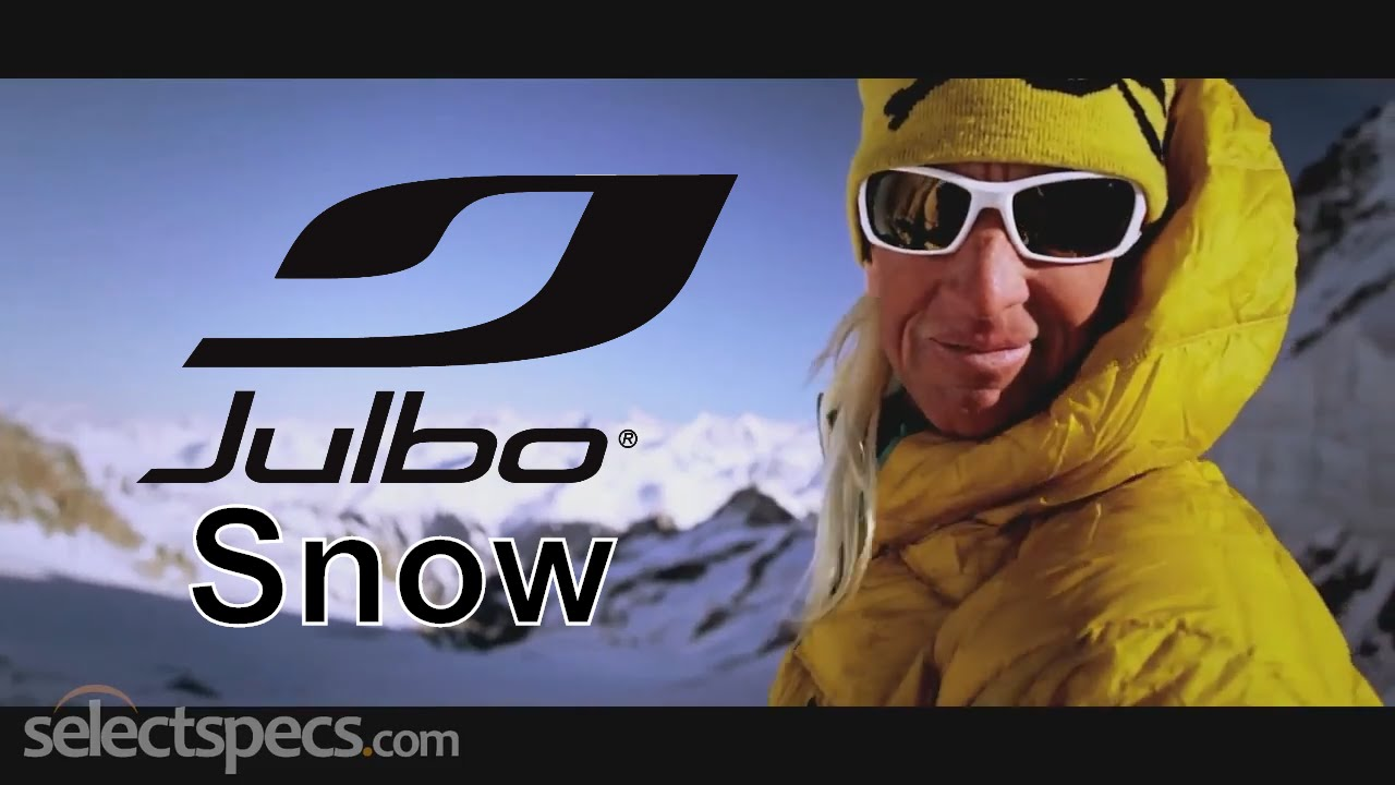 0dfca29a965794 Julbo Snow Sunglasses - Selectspecs.com - YouTube