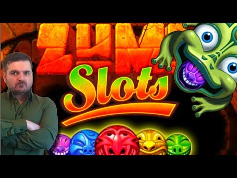 New Slot Alert! Zuma 3D Slot Machine LIVE PLAY and Bonuses!