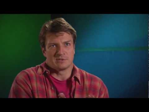 Nathan Fillion, voice of Green Lantern, talks 'Justice League: Doom' - Clip 1