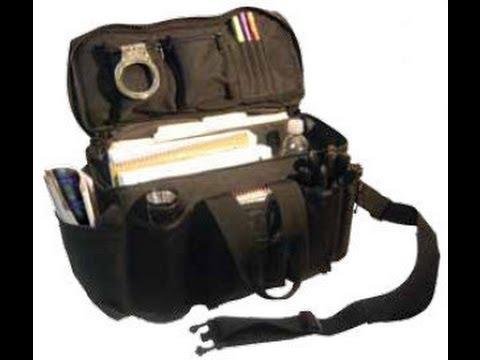 Security Officer Duty Bag & Medical Bag