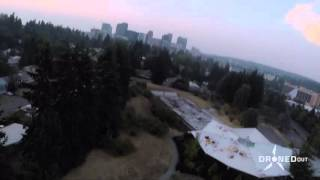 Drone Pilot Hits Himself With Drone