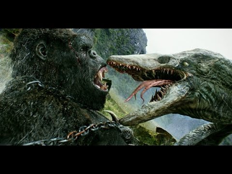 Kong vs Skull Crawlers - Demons