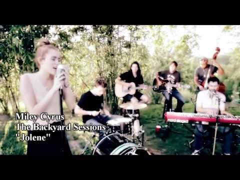 Miley Cyrus - The Backyard Sessions - Jolene - Lyrics + Deutsche Übersetzung