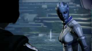 Mass Effect 3 Liara amp; FemShep Romance 7 Still working