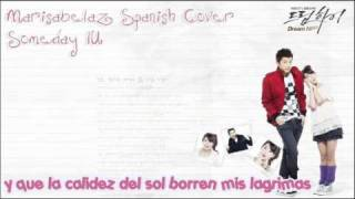 ♪ OST DREAM HIGH | IU - Someday (español | spanish cover) by Marisabelaz