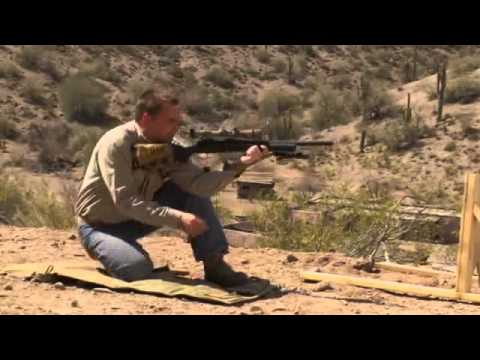 Shooting Positions in the Field   Long Range Shooting Technique