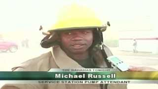 Massive Brush Fire Renews Calls For Improved Fire Services On Grand Bahama