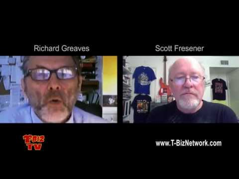 Scott Fresener Interviews Richard Greaves