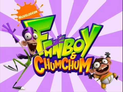 Funboy & Chum Chum instrumental Tema Final (Final Theme Soundtrack) Créditos(Credits) karaoke
