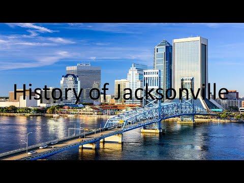 History of Jacksonville | American City History