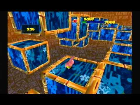 SpongeBob SquarePants: The Movie Game 100% Walkthrough - Part 4 - Heading To Shell City (1/1) thumbnail