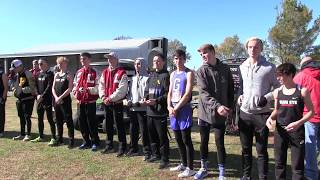 Boys Cross Country - Class 1 District 6
