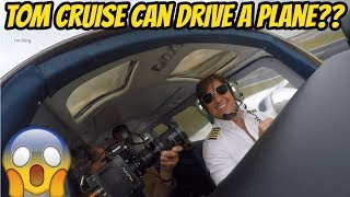 American Made Behind the Scenes - Tom Cruise New Movie - 2017