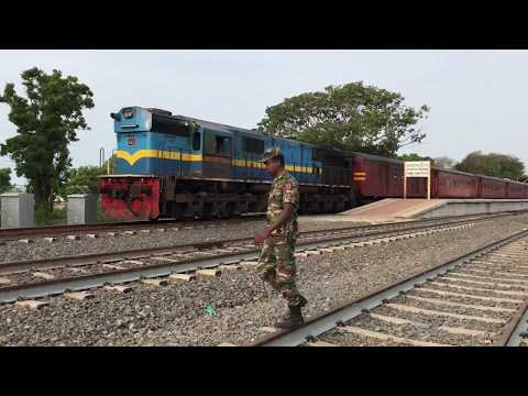 High Power Diesel Engines of Srilanka; Indian Locomotive