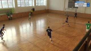 СтройТау2- Талшык, Лига В, 7 тур Чемпионата ЛЛФ Кокшетау по футзалу 2018-2019 гг.
