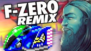 Smooth McGroove Remixed - Mykah feat. RobKTA - Mute City (F-Zero Remix)