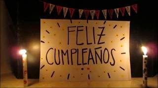 Feliz Cumpleaños! | Mi Regalo a Distancia...