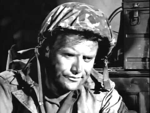 Combat! S1E1 Forgotten Front, TV Series 1962