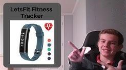 Letsfit fitness Tracker Setup
