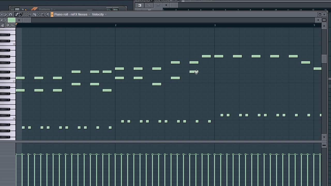 fl studio 9 nexus