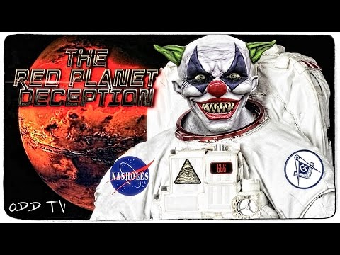 Red Planet Deception | Space is Fake & Mars Missions are Too ▶️️
