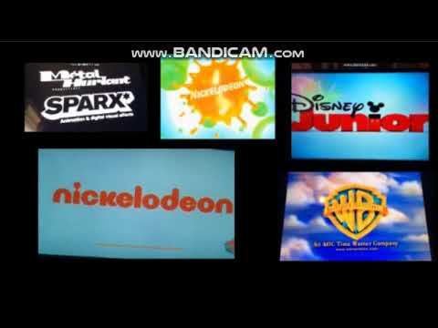 Baby Looney Tunes, Blue's Clues, MMCH, Paw Patrol, Rolie Polie Olie and Top Wing Credits Remix
