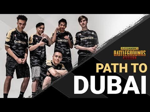 PUBG Mobile Star Challenge Finals: Road to Dubai
