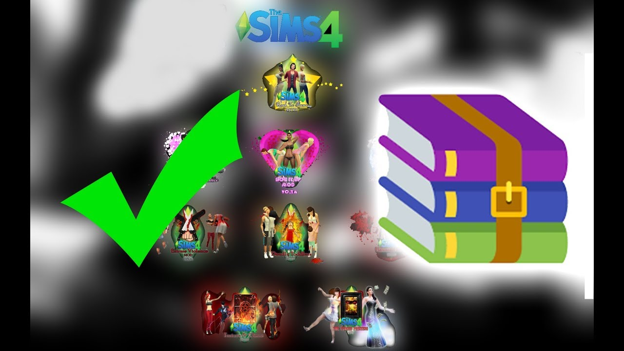 SACRIFICIAL is creating The Sims 4 Mods | Patreon