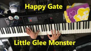 Joyful Monsterより「Happy Gate」を弾いてみました! とてもさわやかで大好きな曲です! 良ければコメントお願いします! Twitter⇒https://twitter.com/LgmPi...
