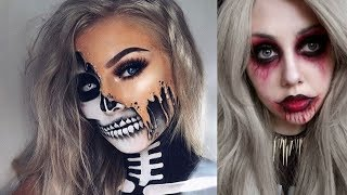 EASY HALLOWEEN MAKEUP TUTORIAL - DEMON #2