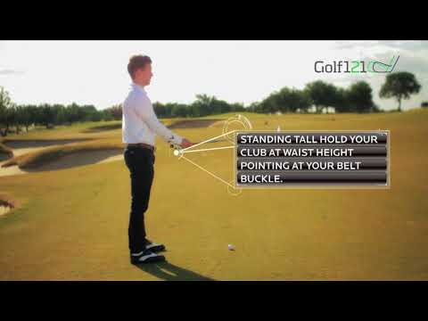 How to swing a golf club - A different way of thinking