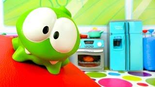 Ам Ням. Пригоди іграшок - відео для дітей.