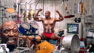Old Spice - Terry Crews Muscle Music Commercial (1080p HD)