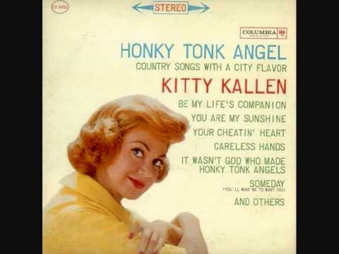 Kitty Kallen - I'll Never Stand in Your Way (1961)