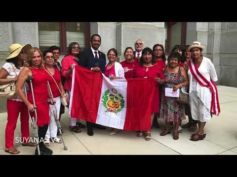 PERUVIAN INDEPENDENCE PHILADELPHIA 2017