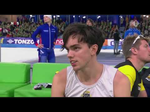 OKT 1500 meter Heerenveen 30-12-2017